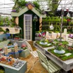 RHS Chelsea Flower Show 2016 Sunflower Square