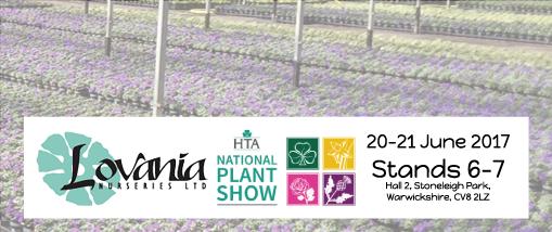 HTA Plant Show Lovania 2017