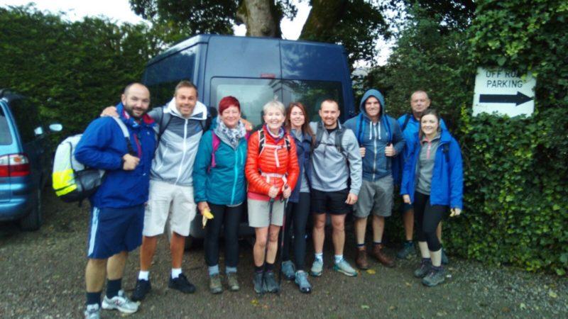 Lovania Yorkshire 3 Peaks Challenge